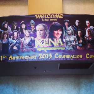 Xena Convention 2013