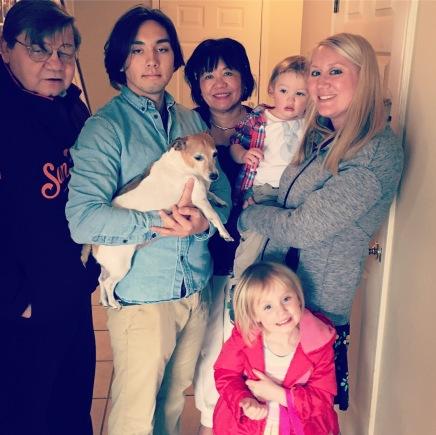 Family Easter 2018